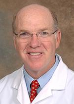 William Barrett, MD portrait