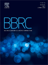 cover of the journal Biochemical and Biophysical Research Communications, Sep 2020