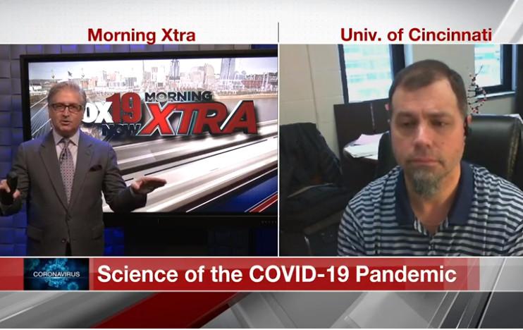 Dr. Miller on FOX19