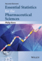 Essential Statistics for the Pharmaceutical Sciences, Second Edition Book Cover
