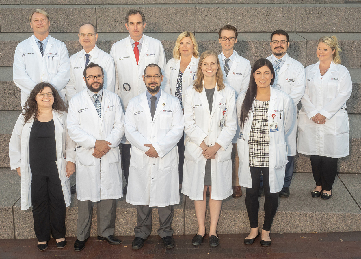 Residency Thoracic Surgery Surgery Uc Cincinnati College Of Medicine